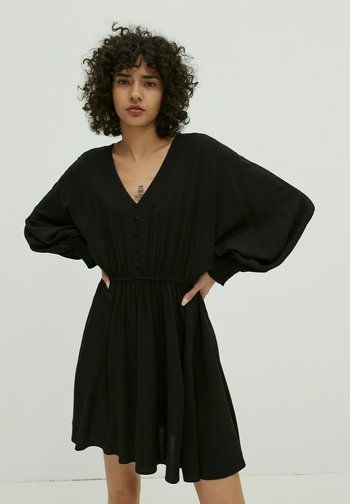 MAEVE - Shirt dress - schwarz