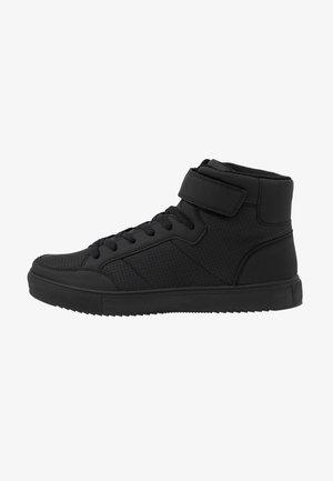 Höga sneakers - black