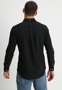 Farah - BREWER - Overhemd - black ink - 2