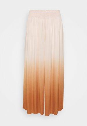 DEEPDYE  PANTALON - Spodnie od piżamy - ocre