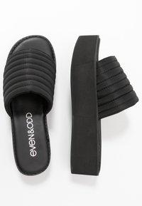 Even&Odd - Slippers - black - 3