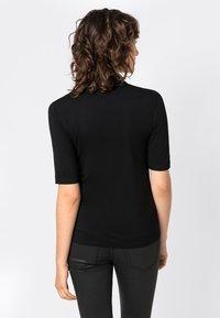 HALLHUBER - Print T-shirt - black - 1