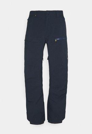 STRETCH - Skibukser - navy blazer