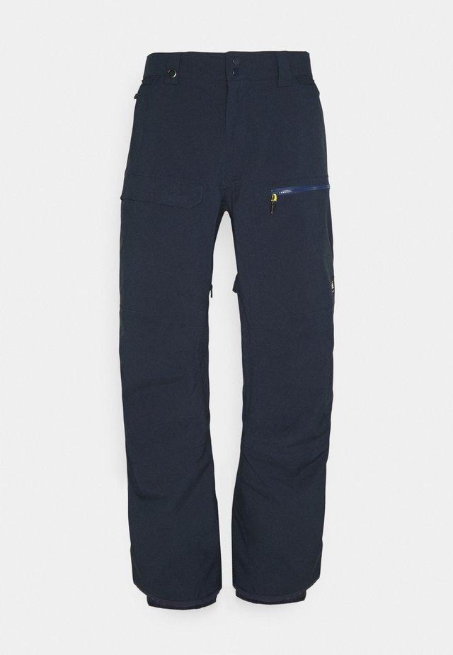 STRETCH - Pantalón de nieve - navy blazer