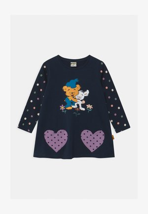 MINI BAMSE - Jersey dress - navy