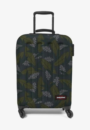 Wheeled suitcase - brize forest