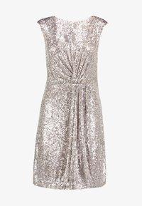 NAF NAF - LASHIN - Cocktail dress / Party dress - silver - 3