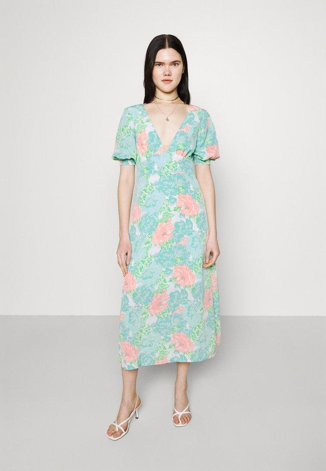 SWAY DRESS - Korte jurk - multi-coloured