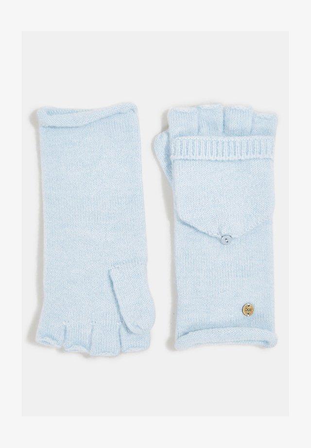 Handschoenen - pastel blue