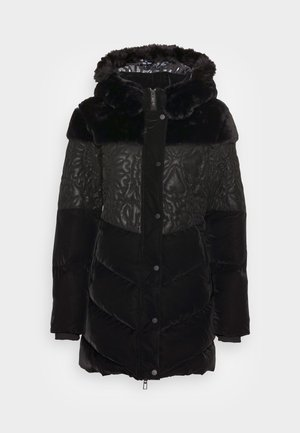 PADDED ABRUZZO - Winter coat - black