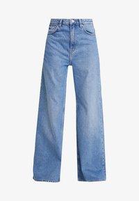 ACE AIR BLUE - Bootcut jeans - air blue
