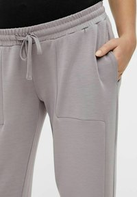 MAMALICIOUS - Tracksuit bottoms - dark grey - 3