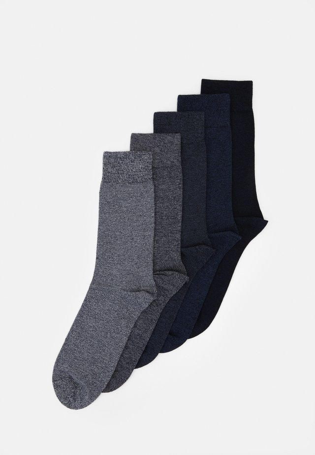 5 PACK - Socks - dark blue