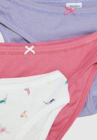 Petit Bateau - 3 PACK - Briefs - pink/purple/white - 3