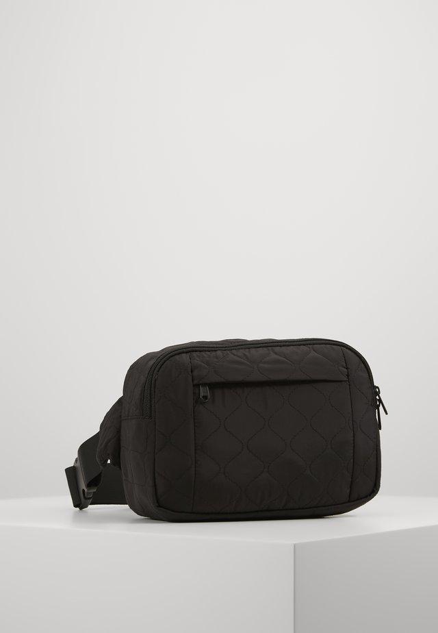 KEVIN BAG Q - Bum bag - black