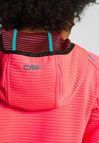 CMP - WOMAN JACKET FIX HOOD - Sportovní bunda - gloss - 6