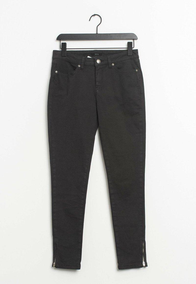 Opus - Slim fit jeans - black