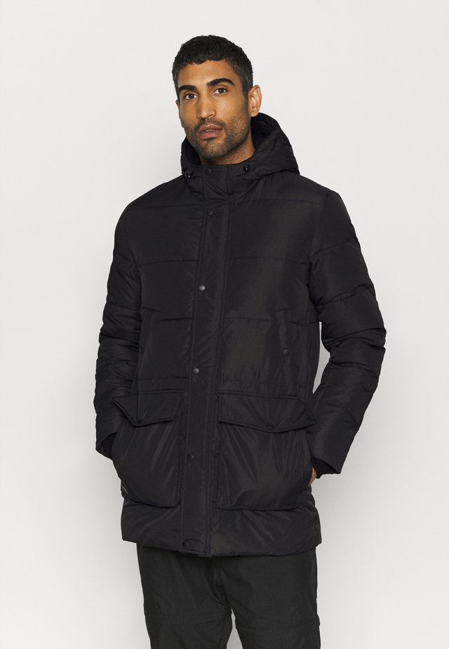 ARDAL - Zimní bunda - black