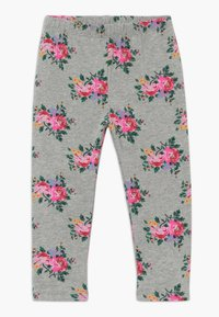GAP - BABY - Leggings - Trousers - grey heather - 0