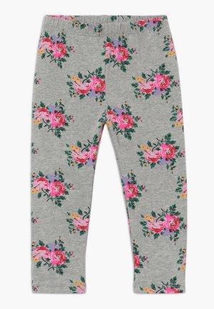 BABY - Leggings - Trousers - grey heather