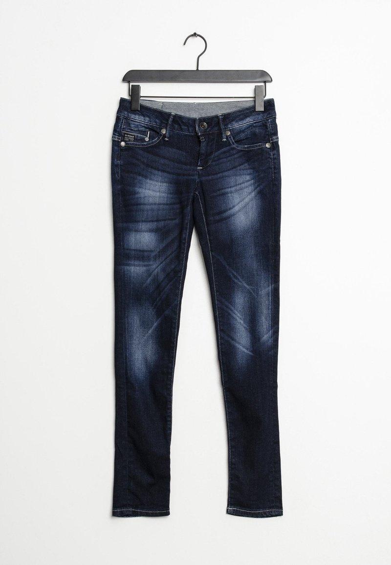 G-Star - Jeans Skinny Fit - blue