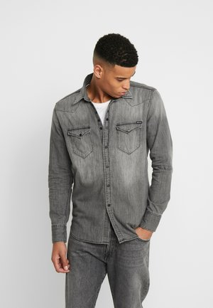 Shirt - dark grey