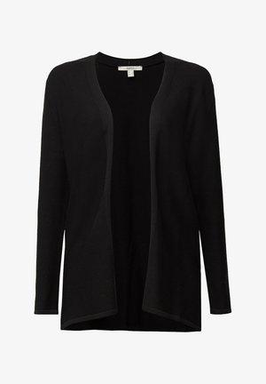 THROW ON - Vest - black