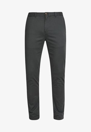 MOTT CLASSIC SLIM FIT - Chino - charcoal