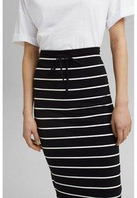 edc by Esprit - Maxi skirt - black - 5