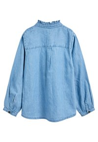 Next - Button-down blouse - blue - 1