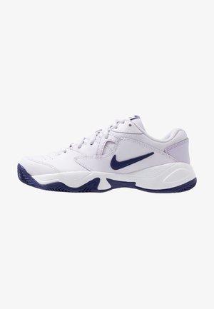 COURT LITE 2 CLAY - Clay court tennis shoes - barely grape/regency purple/violet mist