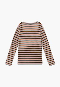 Mads Nørgaard - DREAM STRIPE TALIKA - Long sleeved top - rose multicolor - 1