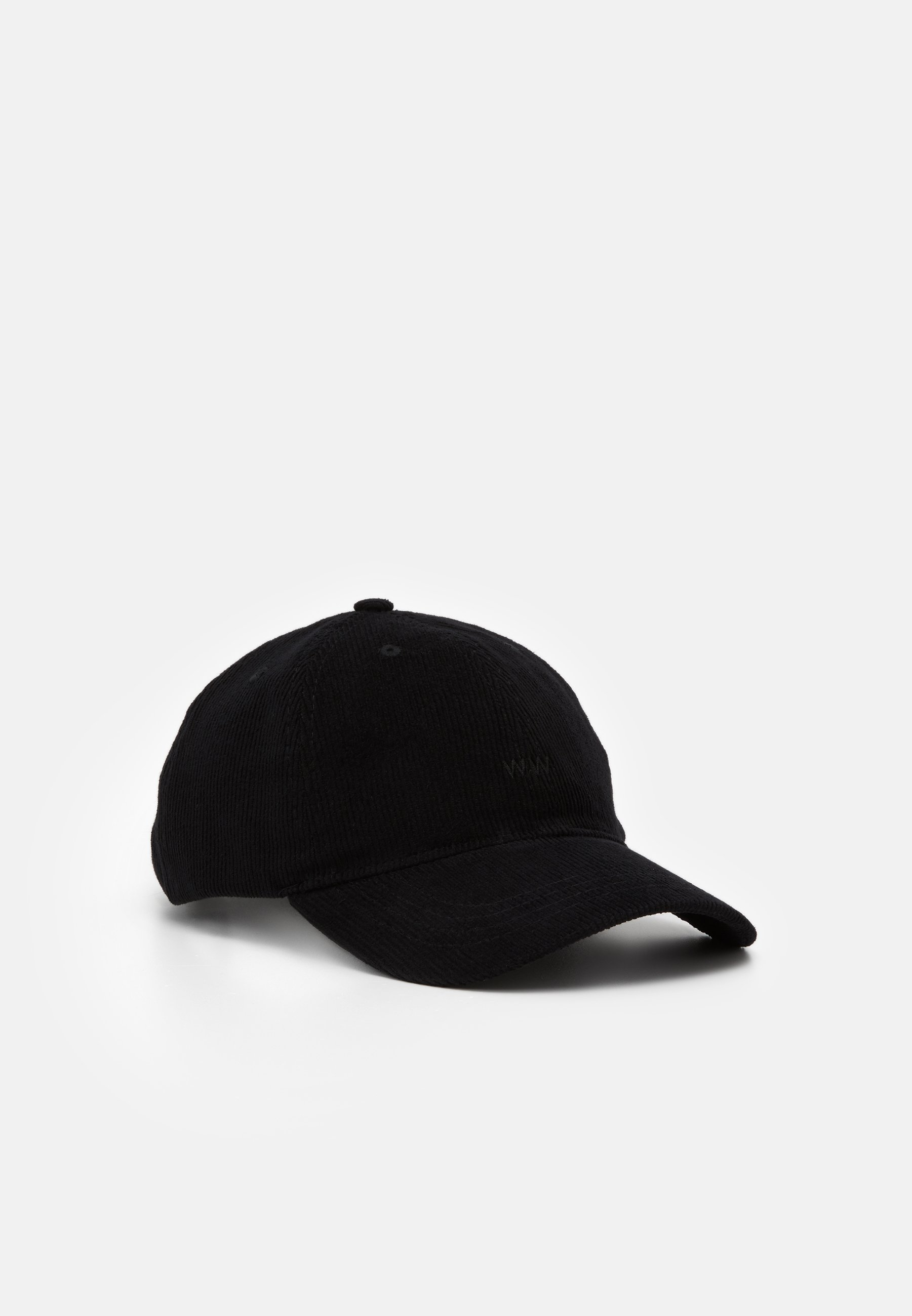 Wood Low Profile - Cap Black/schwarz