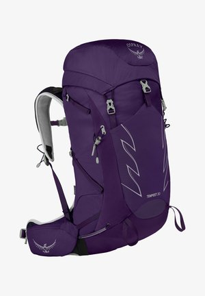 TEMPEST  - Zaino da trekking - violac purple