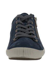 Legero - Sneakersy niskie - blue - 5