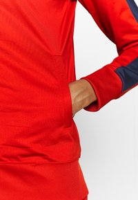 ASICS - WOMAN SUIT - Tracksuit - real red - 6