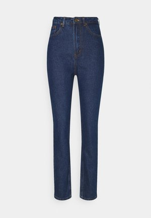 INDIGO STRAIGHT LEG - Straight leg jeans - blue
