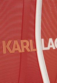 KARL LAGERFELD - Shopping bags - tangerine - 3