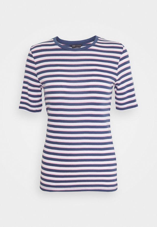 CREW  - Print T-shirt - multi coloured