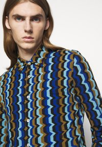 Missoni - LONG SLEEVE - Camicia - blue - 3