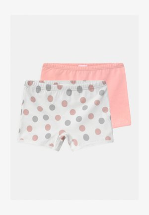 MINI 2 PACK - Pants - white pebble