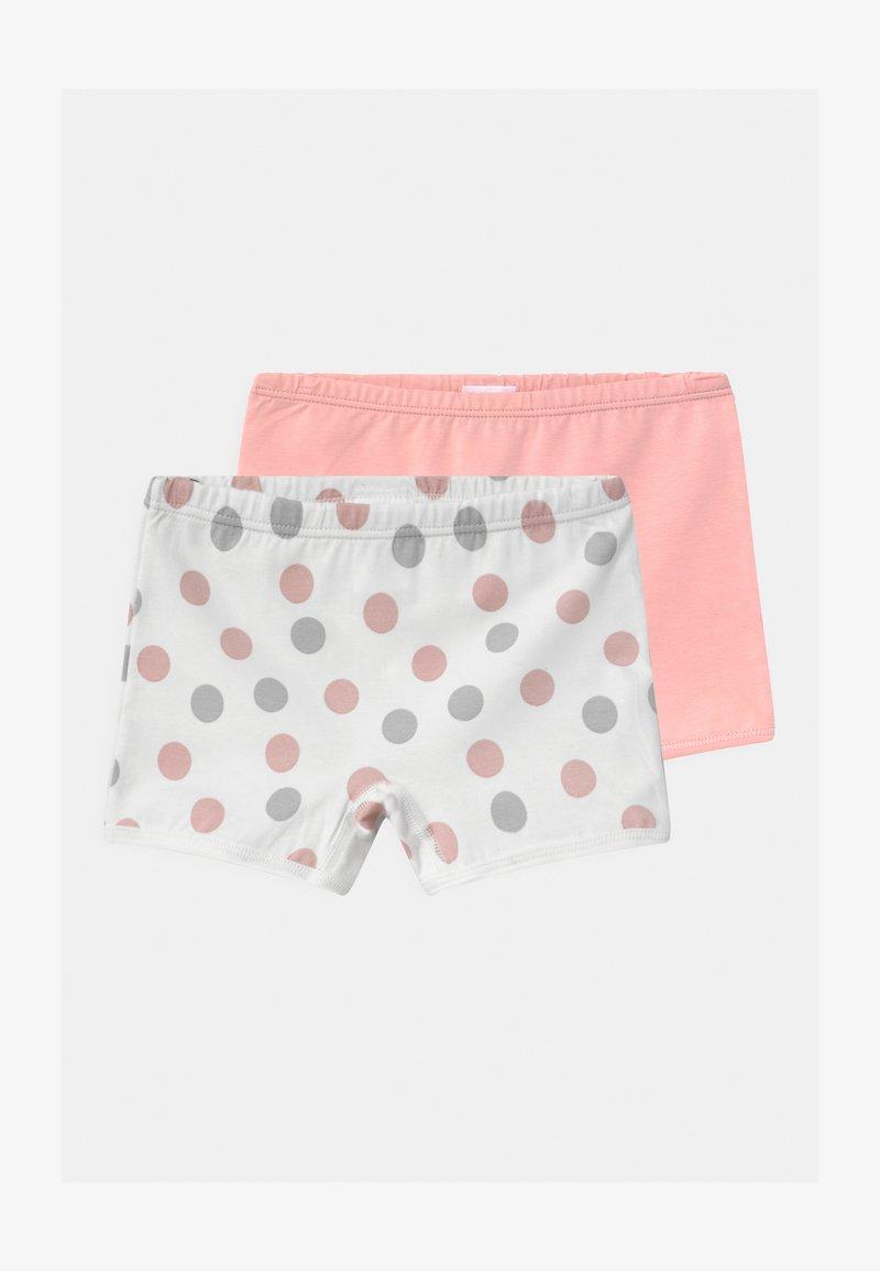 Sanetta - MINI 2 PACK - Pants - white pebble