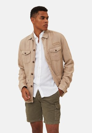 DRAKE  - Summer jacket - beige