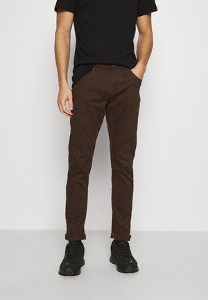 ALLAN - Pantaloni - demitase
