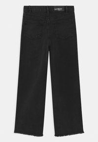 Lindex - LOTTE - Straight leg jeans - black - 1