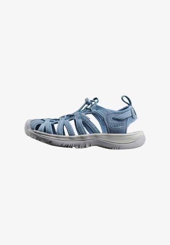 WHISPER  - Walking sandals - smoke blue