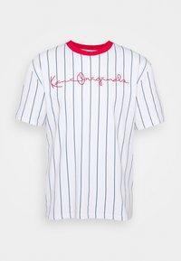 ORIGINALS TEE UNISEX  - Print T-shirt - white