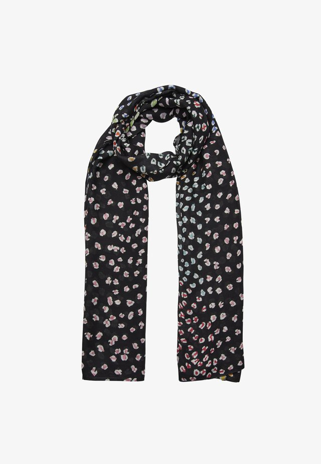 DREAMY ANIMAL  - Scarf - black