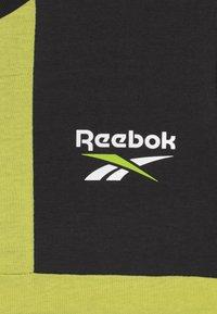 Reebok - COLOURBLOCK  - Print T-shirt - royal blue - 2
