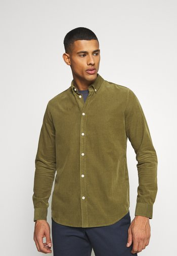 LIAM SHIRT - Camisa - capulet olive